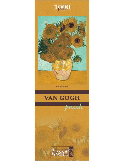 PUZZLE 1.000 PCS Sunflowers - Van Gogh 29,6x41.5-1103