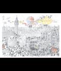 LONDRA puzzle 50X70-0