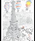 PARIGI puzzle 50X70-0