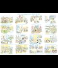 LA VITA DI GIUSEPPE VERDI puzzle 50x70-0