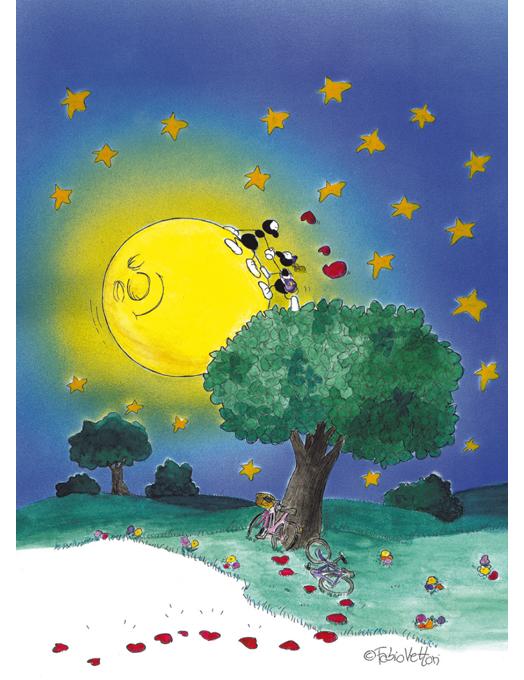 Le Formiche di Fabio Vettori sono innamorate! Puzzle 540 pezzi per bambini