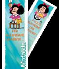 Non serve una lampadina - segnalibro Mafalda-0