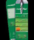 Penna con biglietto calcio - Mordillo