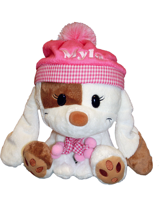 Myla Pupazzo con berretto-0