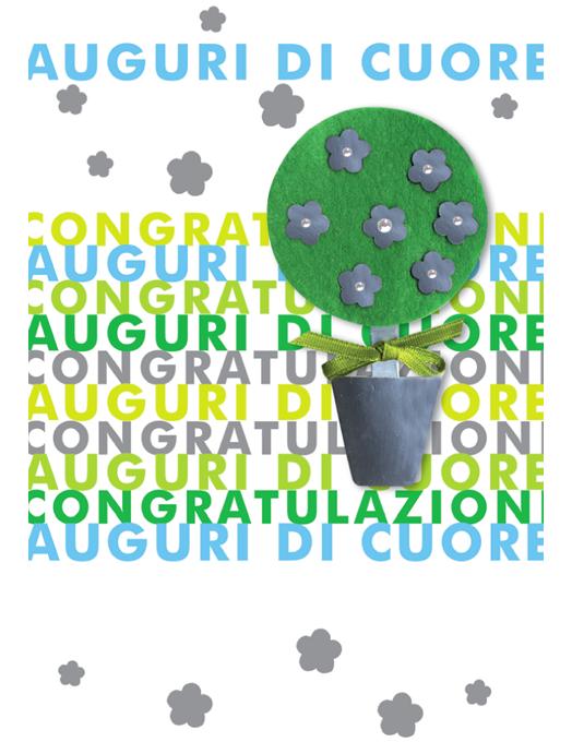 Auguri e congratulazioni green-0