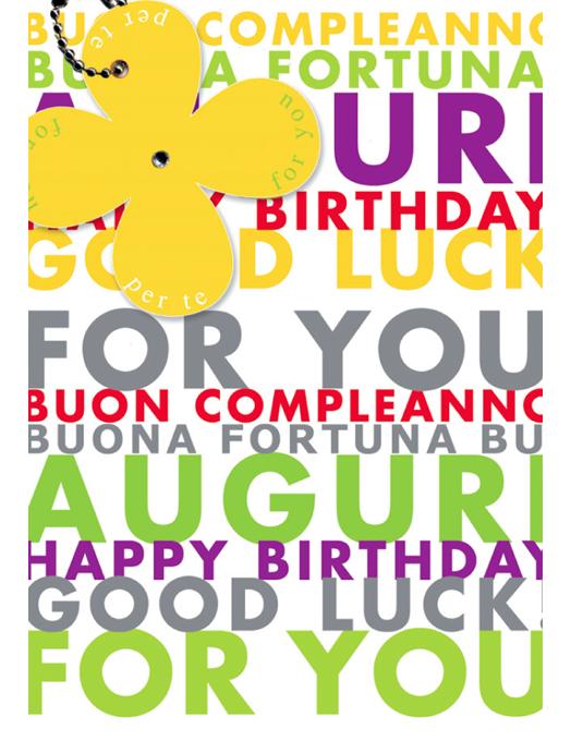 Il tuo fiore giallo di compleanno-0