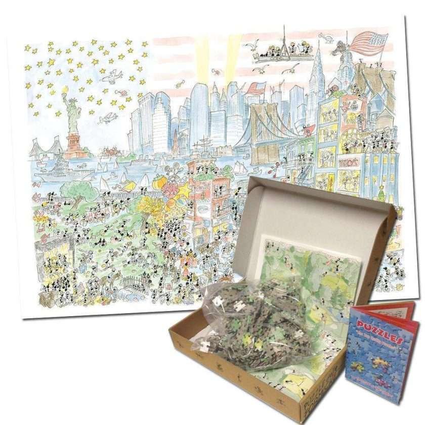 New York Puzzle 1080 pezzi-7415