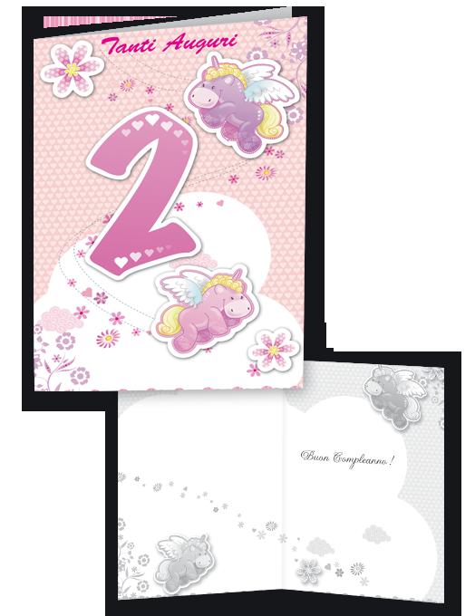 Biglietto compleanno Ls -rosa-0