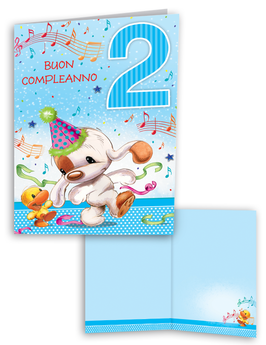 Tanta musica per festeggiare i tuoi 2 anni-0