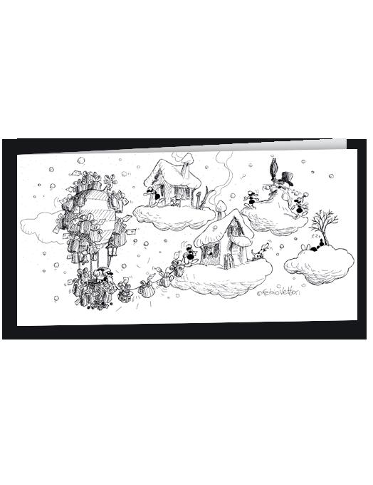 La mongolfiera di Babbo Natale-0