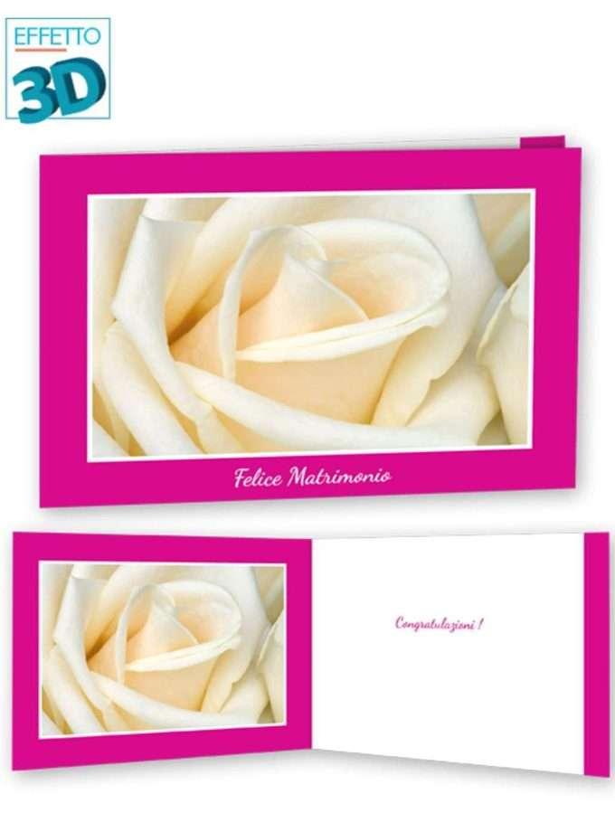 Rose bianche di matrimonio-0