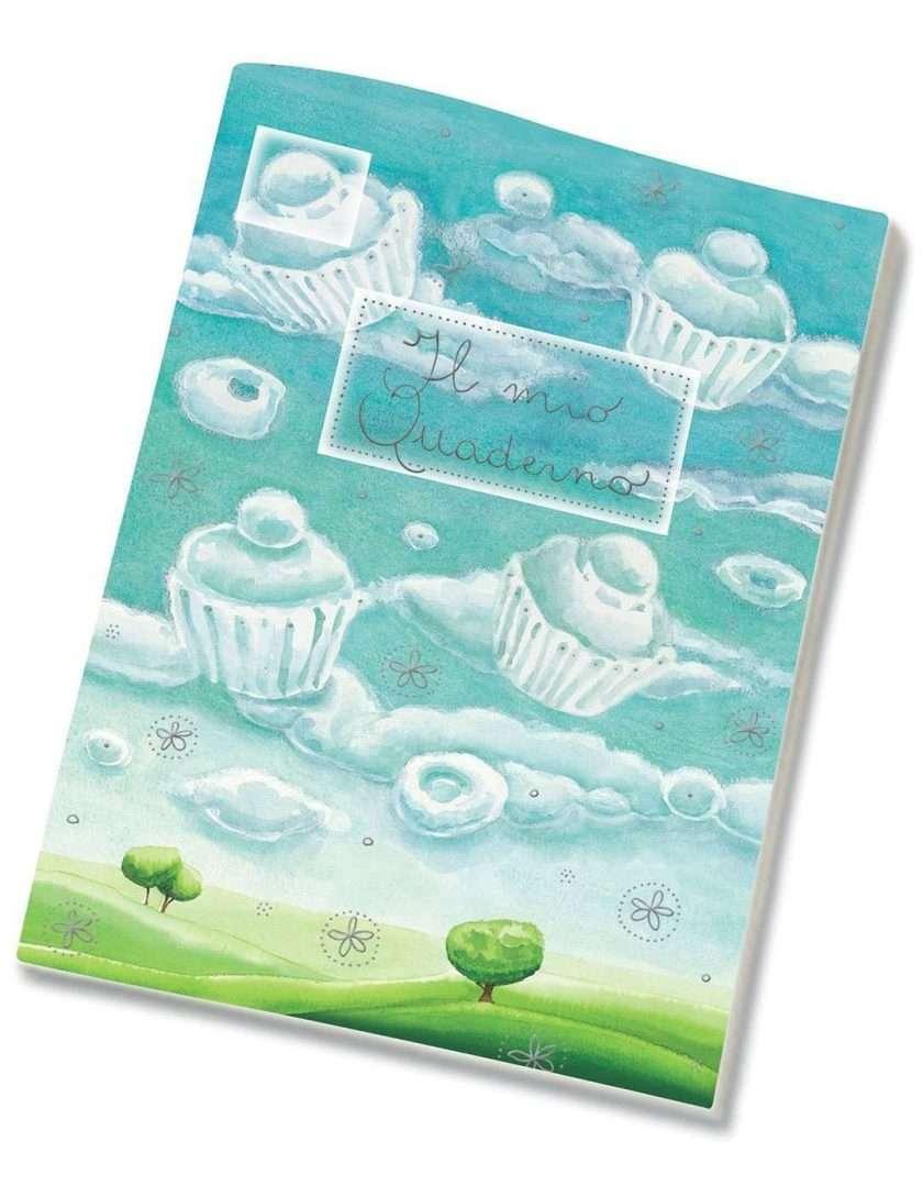 Il mio quaderno - Quaderno A5-0