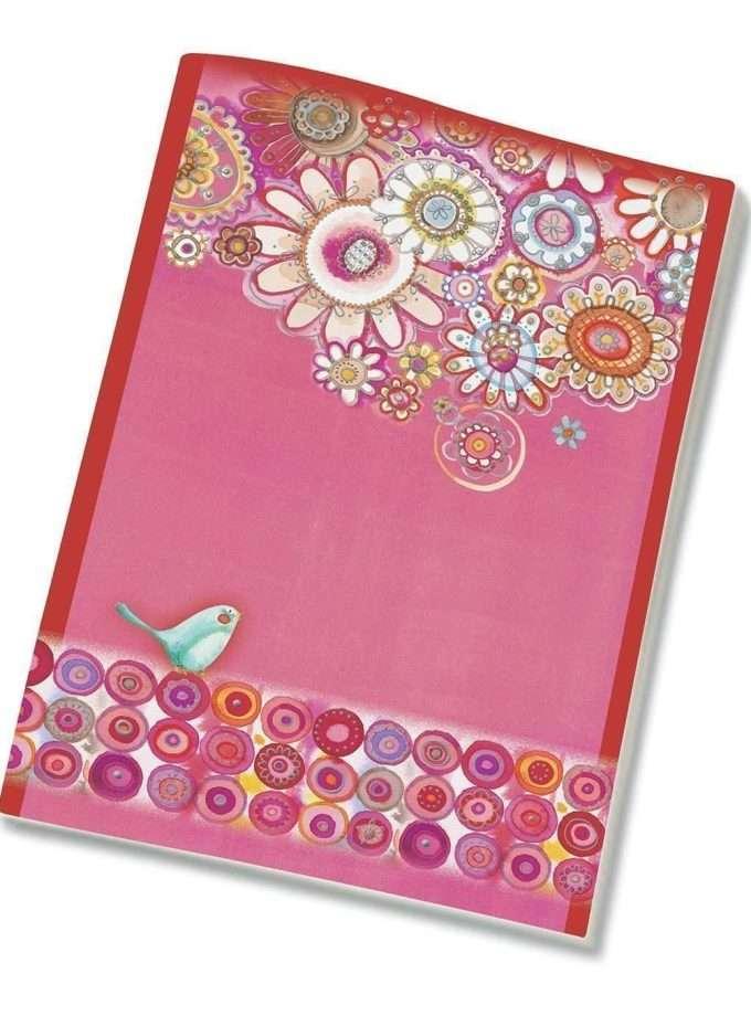 Pink Bird - Quaderno A5-0