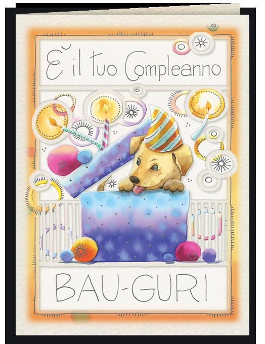 é il tuo compleanno BAU-GURI-0