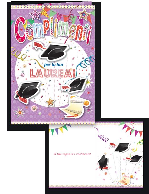 Complimenti per la tua laurea-0