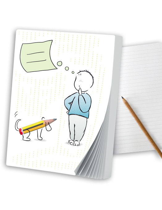 Pensieri e Parole - Quaderno A6-0