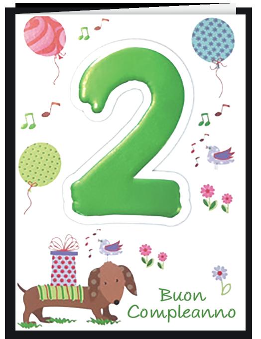 Buon compleanno 2-0