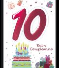 Buon compleanno 10-0