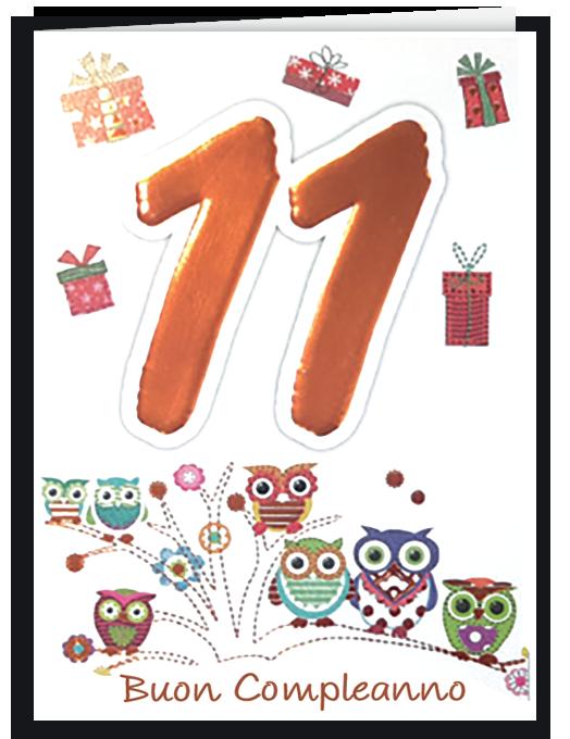 Buon compleanno 11-0