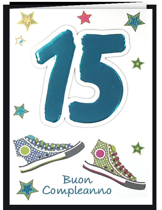 Buon compleanno 15-0