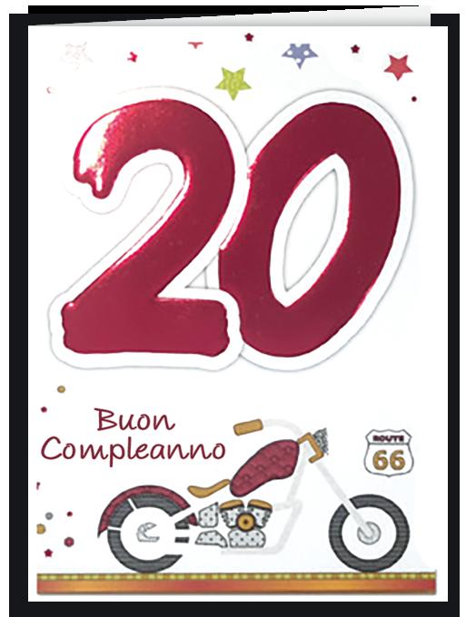 Buon compleanno 20-0