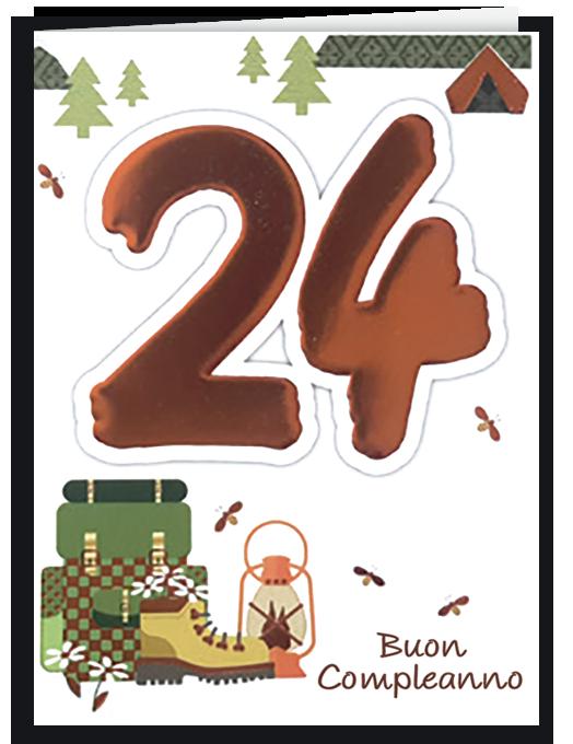 Buon compleanno 24-0