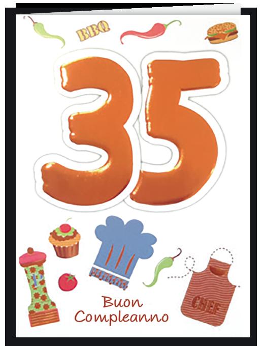 Buon compleanno 35-0