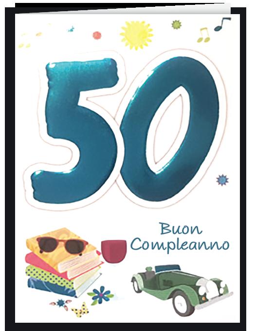 Buon compleanno 50-0