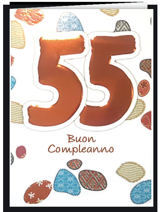 Buon compleanno 55-0
