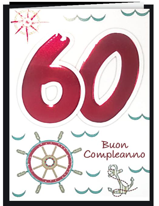 Buon compleanno 60-0