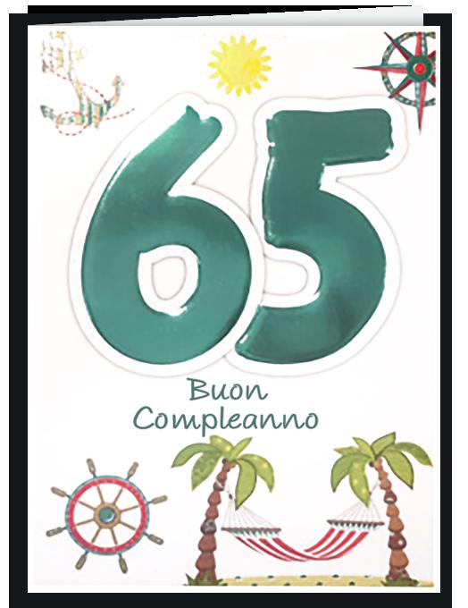 Buon compleanno 65-0
