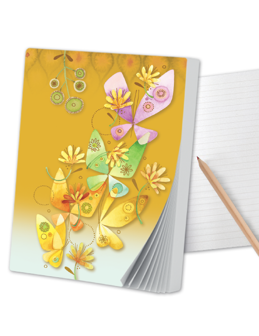 Farfalle - Quaderno A6-0