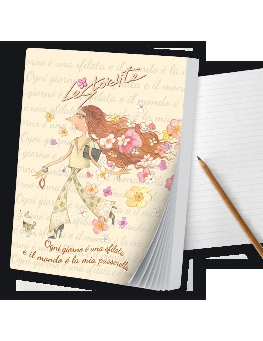Quaderno Le Stordite a6