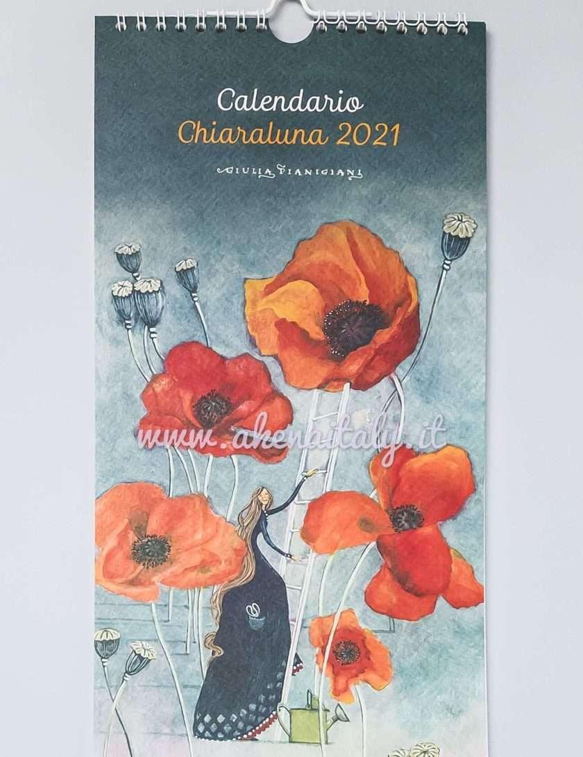 Calendario da parete ChiaraLuna 2020 - Copertina
