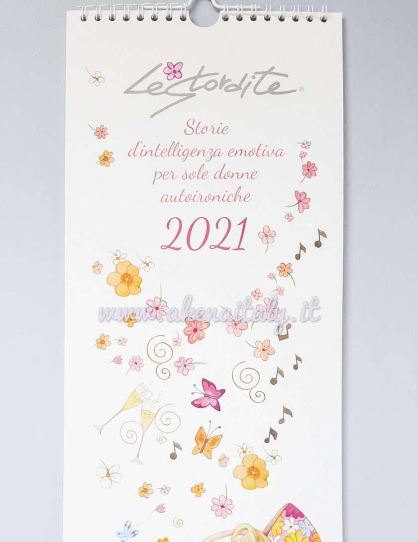 Calendario da parete Le Stordite 2021 - Copertina