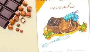Tortino al Cioccolato, la ricetta di novembre dal calendario Acquolina