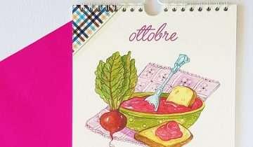 Dal calendario Acquolina la ricetta di ottobre: Composta di Barbabietole
