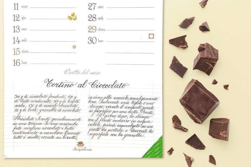 Ricetta Tortino al cioccolato senza cottura - Calendario Acquolina novembre 2020 - Akena