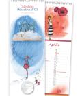 Calendario da parete Chiaraluna 2022 - Copertina
