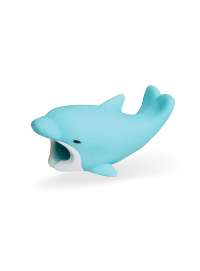 Proteggi cavo a forma di delfino